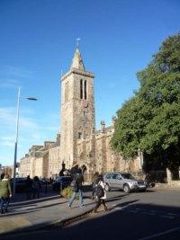 St Andrews in Focus